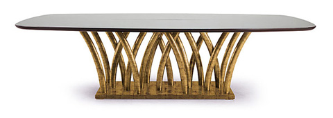 Christopher Guy - Rain Forest Dining Table - 76-0163-VEN
