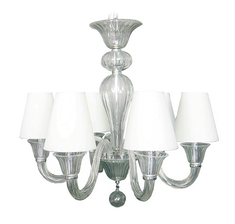 Christopher Guy - The Jive Chandelier - 90-0021-CLEAR