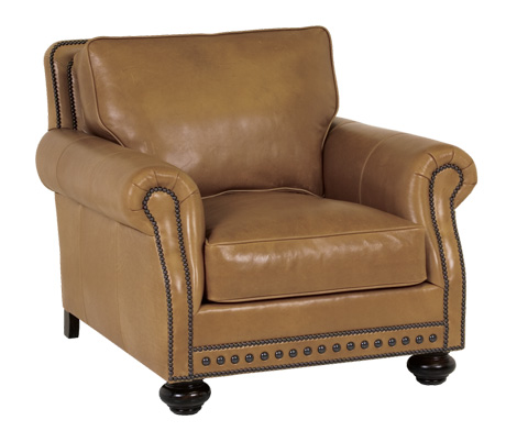 Classic Leather - Riverside Chair - 3251