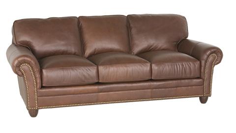 Classic Leather - Keswick Sofa - 693
