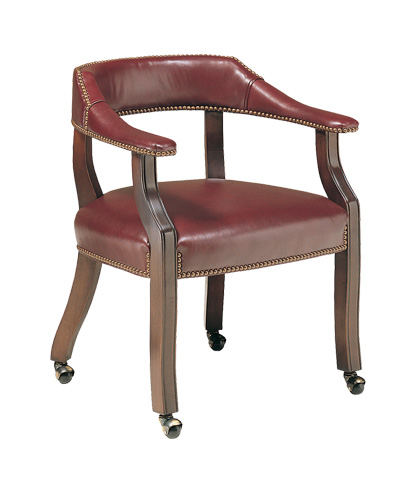 Classic Leather - Banker's Chair - 92