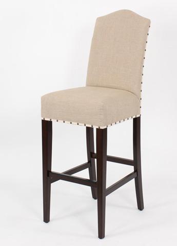 CMI - Upholstered Barstool - 825-24CT