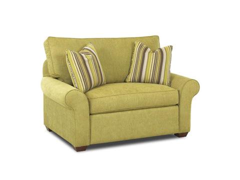Comfort Design Furniture - Journey Dual Sleeper Chair - C4074 DCSL