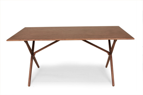 Control Brand - The Eslov Table - FET6439WALNUT