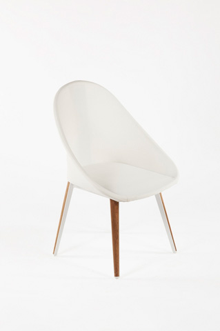 Control Brand - The Utrecht Side Chair - FCC1701WHT