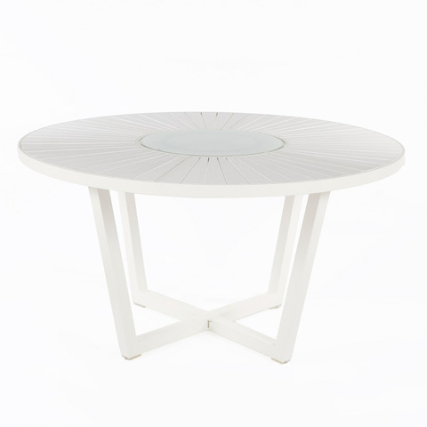 Control Brand - The Mermaid Dining Table - FCT3327WHT