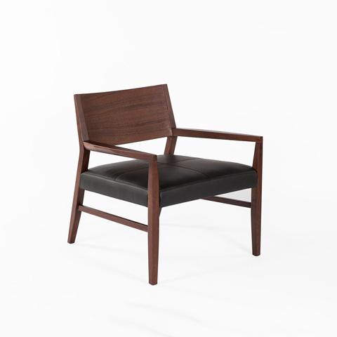 Control Brand - Trondheim Arm Chair - FEC0032BLK