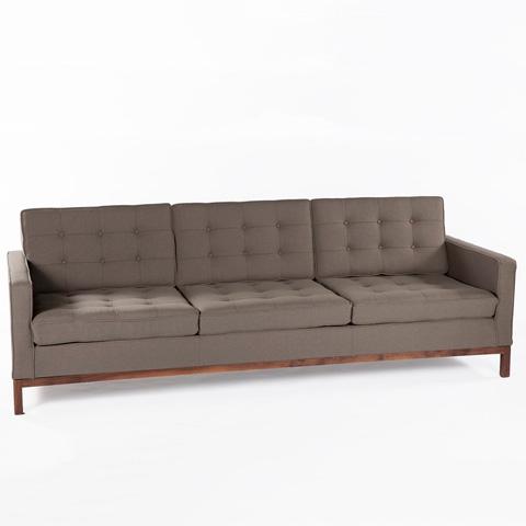 Control Brand - The Dexter Sofa - FEC3719GREY3