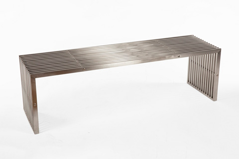 Control Brand - The Vimmersby Three Seater Bench - FHC06BSS