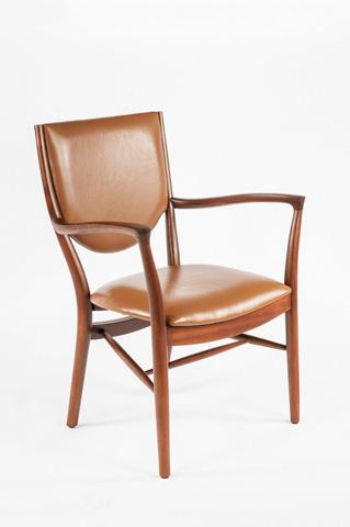 Control Brand - The Astrid Chair - FL1308LBRN
