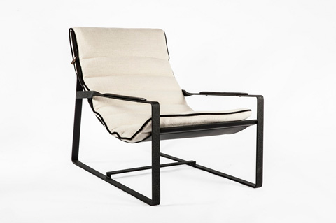 Control Brand - The Oulu Lounge Chair - FQC007BGE