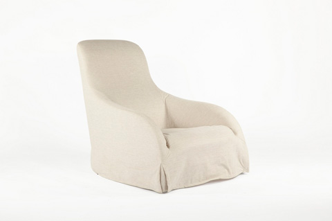 Control Brand - The Vaasa Lounge Chair - FQC016GREY