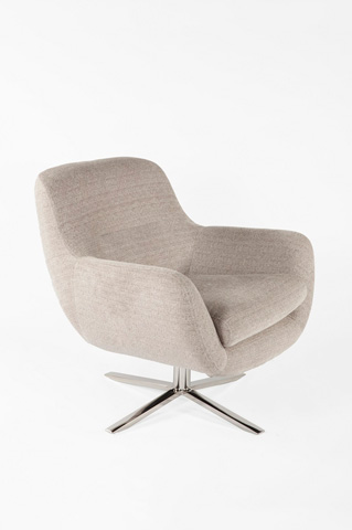 Control Brand - The Uge Lounge Chair - FV362TWBRN