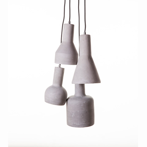Control Brand - The Arendal Chandelier - LI1374WHT