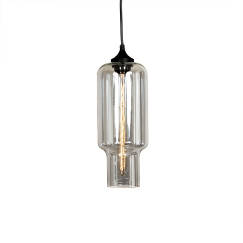 Control Brand - The Tastrup Pendant in Grey - LM592PGREY