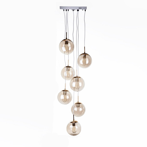Control Brand - The Milhauser Chandelier - LS1507S