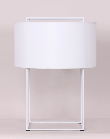 Control Brand - Silhouette Lamp - LS676TWHT