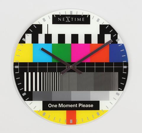 Control Brand - Pauline Wall Clock - NT8607EN
