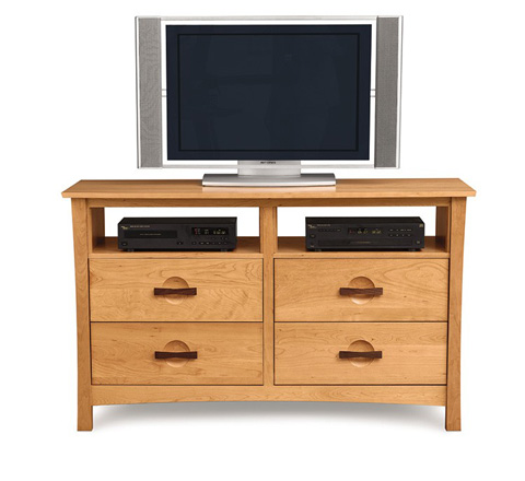 Copeland Furniture - Berkeley 4 Drawer TV Organizers - 2-BER-46