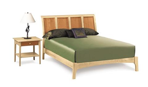 Copeland Furniture - Sarah Sleigh Bed - 1-SLP-12