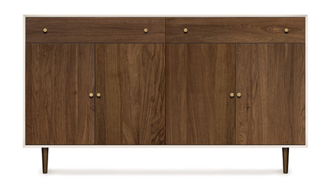 Copeland Furniture - MiMo Dresser - 4-MIM-60-14