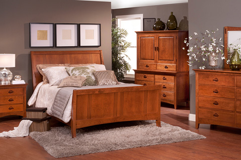 Country View Woodworking, Ltd - Tall Dresser - 100-510