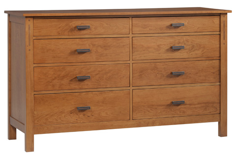 Country View Woodworking, Ltd - Tall Dresser - 600-510