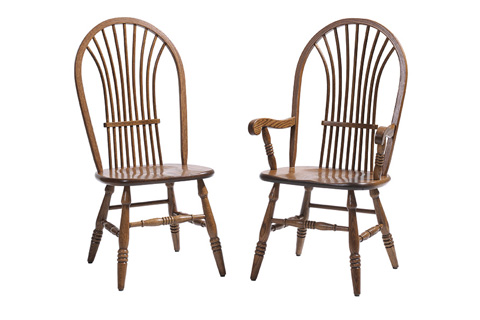 Country View Woodworking, Ltd - Arm Chair - BB-100-A