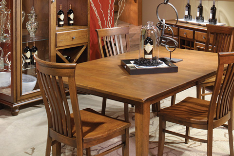 Country View Woodworking, Ltd - Dining Chair - DCH-31