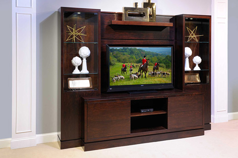 Country View Woodworking, Ltd - TV Console - 83-76TC