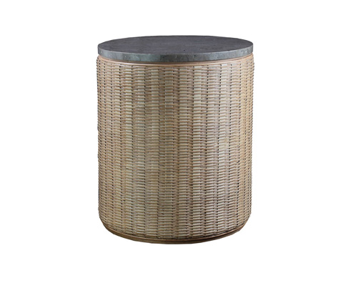 Curate by Artistica Metal Design - Drum Table - C101-235