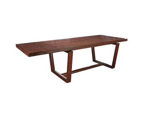 Curate by Artistica Metal Design - Rectangular Dining Table - C103-130