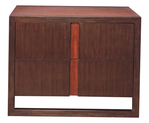 Curate by Artistica Metal Design - Side Chest - C201-510