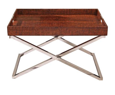 Curate by Artistica Metal Design - Hi-Low Table - C202-310