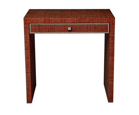 Curate by Artistica Metal Design - Bedside Drawer Desk - C202-375