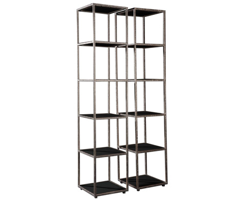 Curate by Artistica Metal Design - Iron Etagere - C203-820