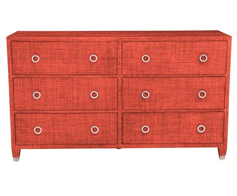 Curate by Artistica Metal Design - Double Dresser - C206-575