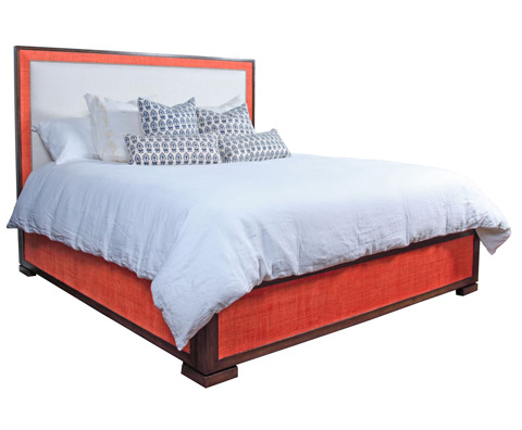 Curate by Artistica Metal Design - Saguran King Platform Bed - C206-766