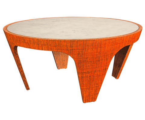 Curate by Artistica Metal Design - Round Cocktail Table - C207-240