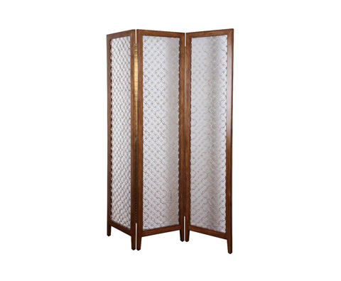 Curate by Artistica Metal Design - Three Panel Screen - C401-002