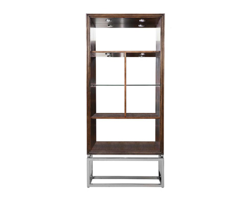 Curate by Artistica Metal Design - Display Cabinet - C401-825
