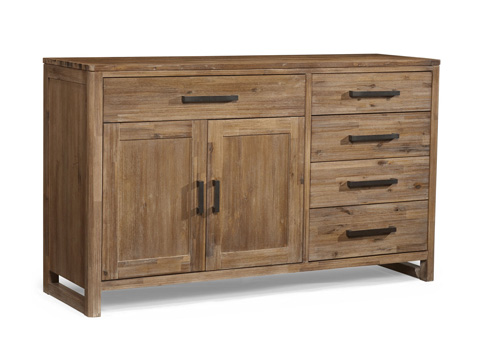 Cresent Fine Furniture - Waverly Sideboard - 5552