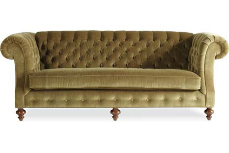 C.R. Laine Furniture - Chichester Chesterfield Sofa - 1120