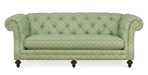 C.R. Laine Furniture - Collingwood Bench Seat Sofa - 1130