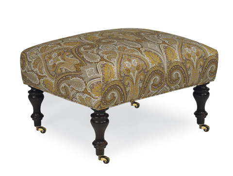 C.R. Laine Furniture - Penley Ottoman - 2428