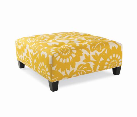 C.R. Laine Furniture - Catskill Square Ottoman - 27