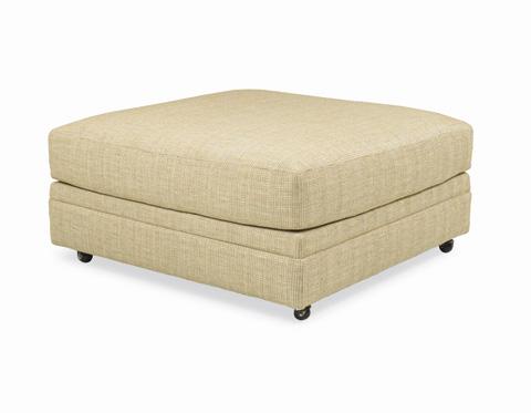 C.R. Laine Furniture - Everest Ottoman - 4347