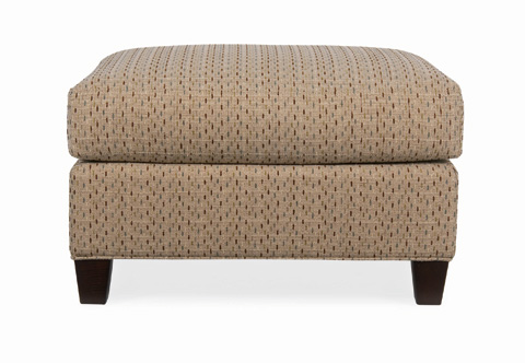 C.R. Laine Furniture - Breakers Ottoman - 4447