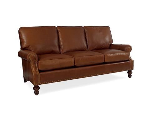C.R. Laine Furniture - Peyton Leather Sofa - L6990