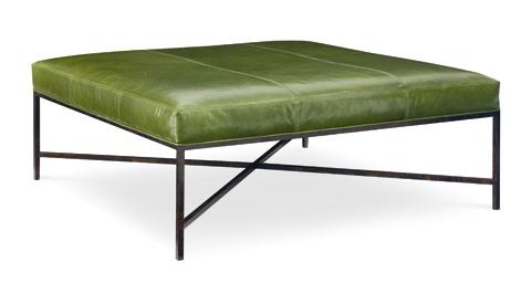 C.R. Laine Furniture - Vixen Metal Base Square Bench - L9488
